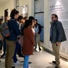 Más de 9.200 personas visitan la exposición 'La historia gravada del port de València'