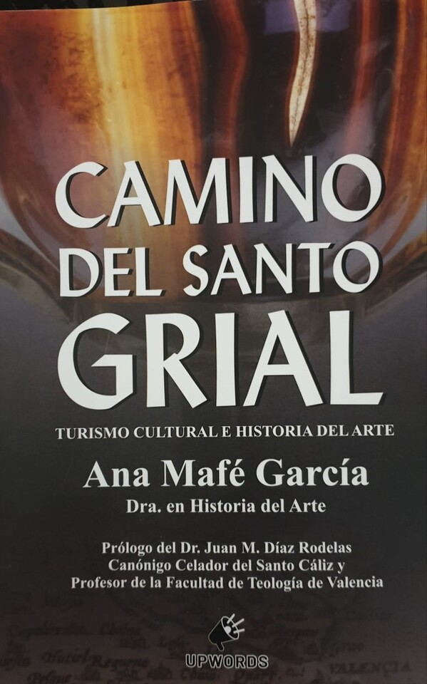 libro camino del santo grial ana mafe