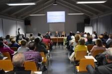 Conferencia la epigrafía del Santo Cáliz por D. Juan Agustín Blasco Carbó
