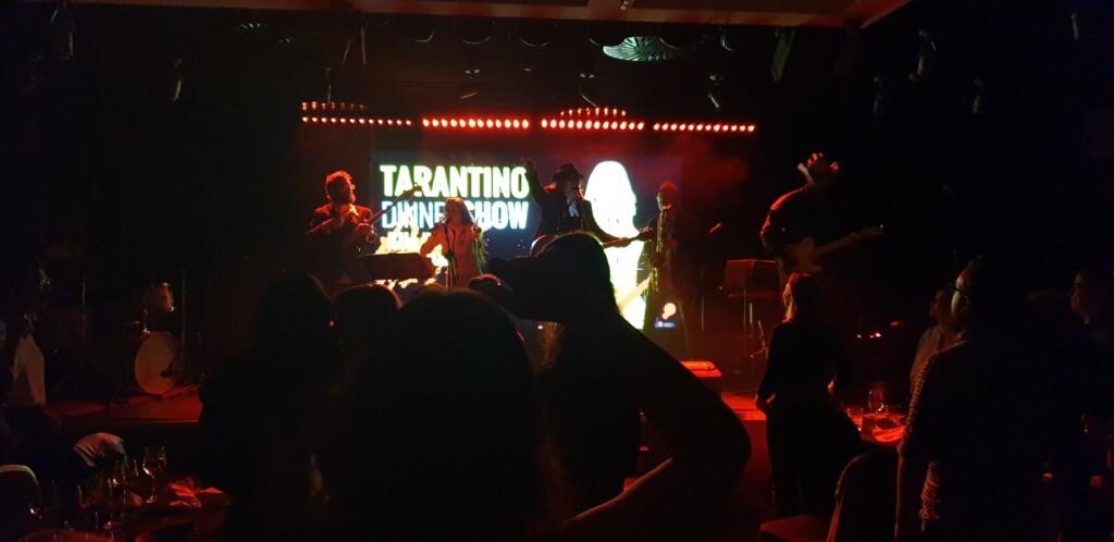 Dinner Show, en Casino Cirsa Valencia Kill Bill Bang Band 20191206_220901 (18)
