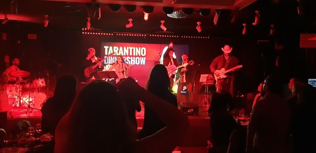 Dinner Show, en Casino Cirsa Valencia Kill Bill Bang Band 20191206_220901 (19)