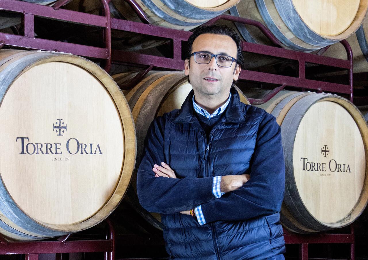 Eloy Bautista - Director general de Torre Oria