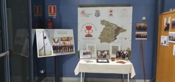 Exposición camino del Santo Grial en Masamagrell por la Asociación Cultural El Camino del Santo Grial (5)