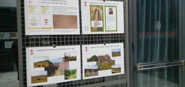 Exposición camino del Santo Grial en Masamagrell por la Asociación Cultural El Camino del Santo Grial (6)