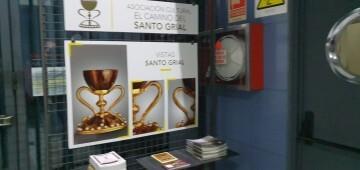 Exposición camino del Santo Grial en Masamagrell por la Asociación Cultural El Camino del Santo Grial (7)
