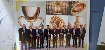 Exposición camino del Santo Grial en Masamagrell por la Asociación Cultural El Camino del Santo Grial (8)