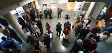 Exposición camino del Santo Grial en Masamagrell por la Asociación Cultural El Camino del Santo Grial (9)