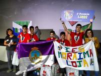 Ganadores Campeonato Rubiks - M