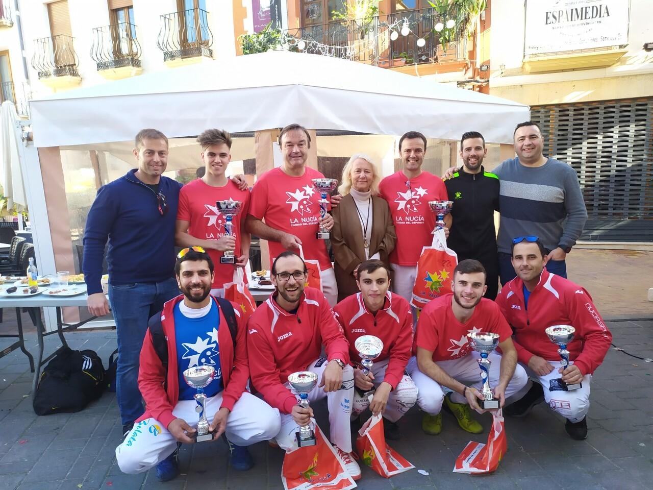 La Nucia Torneig Pilota VII Finales 1a 2019