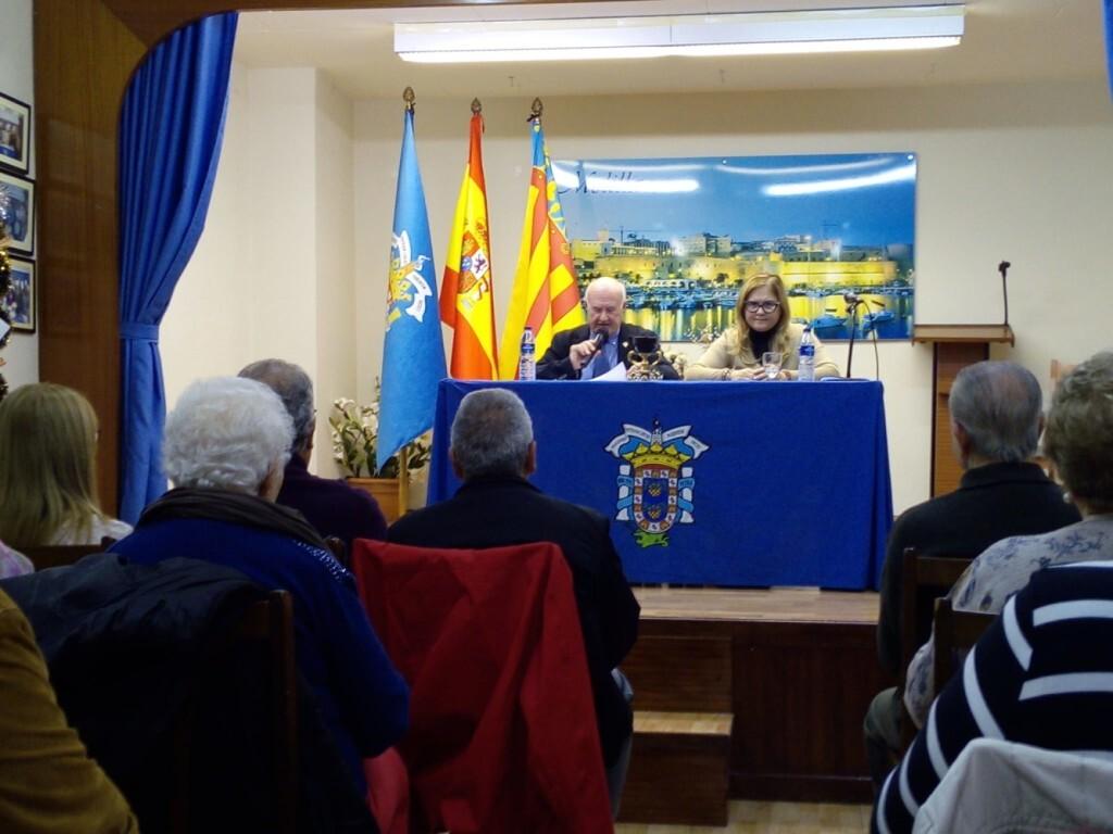 La doctora Ana Mafé en la casa Melilla de Valencia 2019 (5)