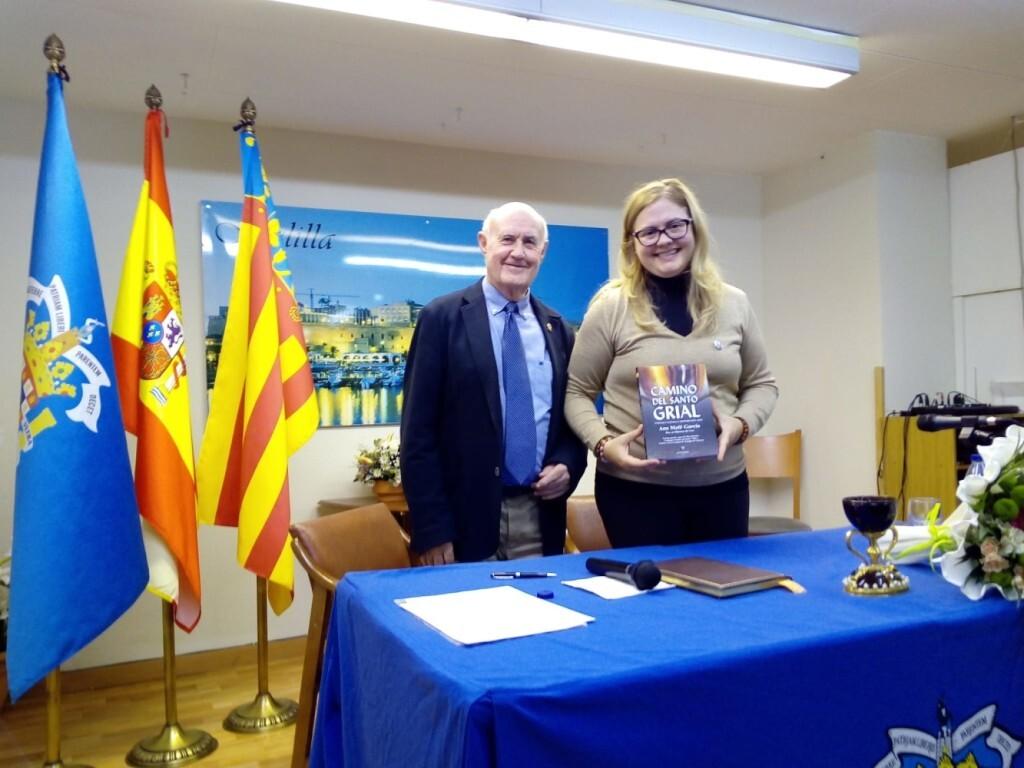La doctora Ana Mafé en la casa Melilla de Valencia 2019 (7)