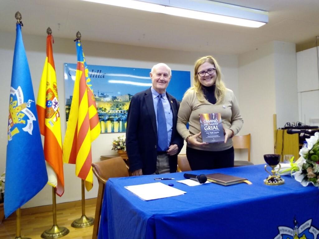 La doctora Ana Mafé en la casa Melilla de Valencia 2019 (9)