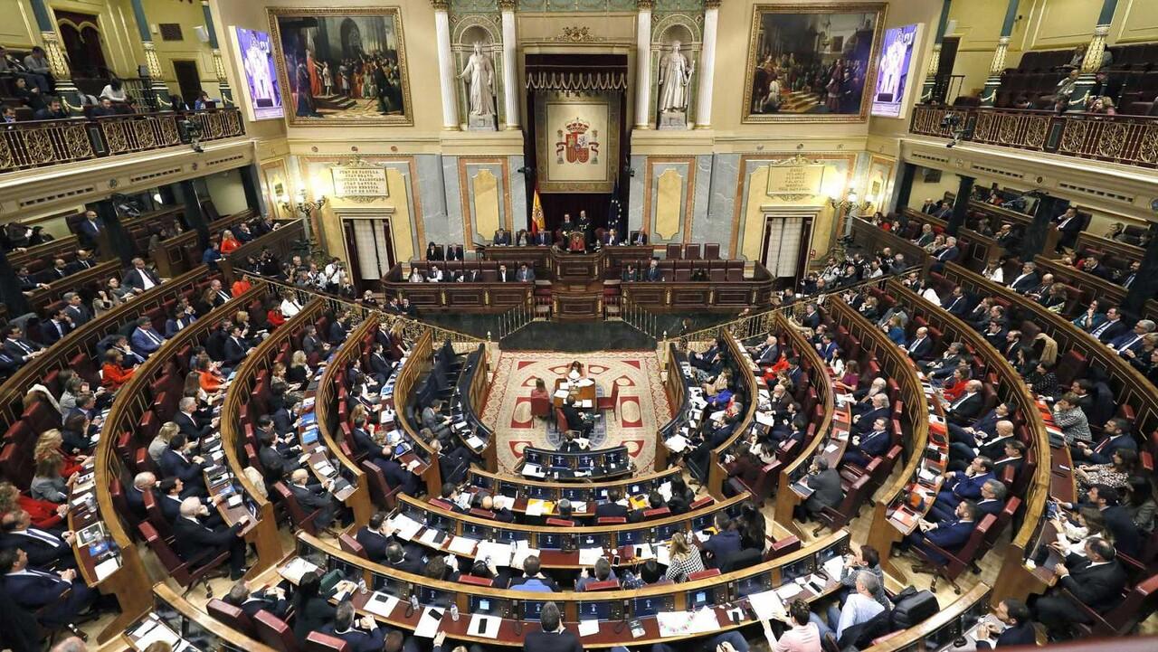 La propuesta del PSOE para los escaños del Congreso