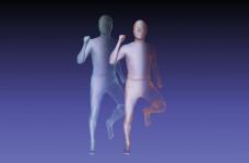 Ndp IBV desarrolla un nuevo método de modelado digital humano en 3D