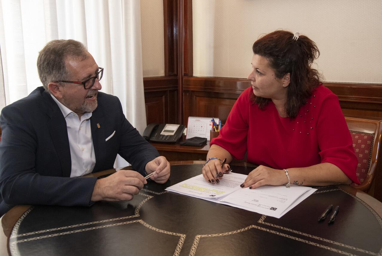 Patricia Puerta denuncia que la mala gestión del PP