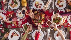 Precios de los alimentos en Productos navideños