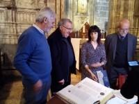 Presentación del libro Incunabula in Archivo Sedis Valentinae Asservata (1)