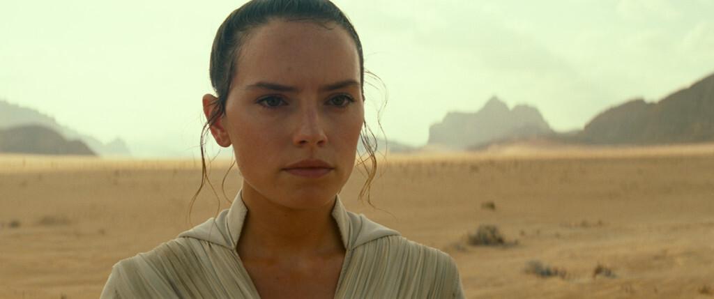 Rey (Daisy Ridley) n STAR WARS:  THE RISE OF SKYWALKER