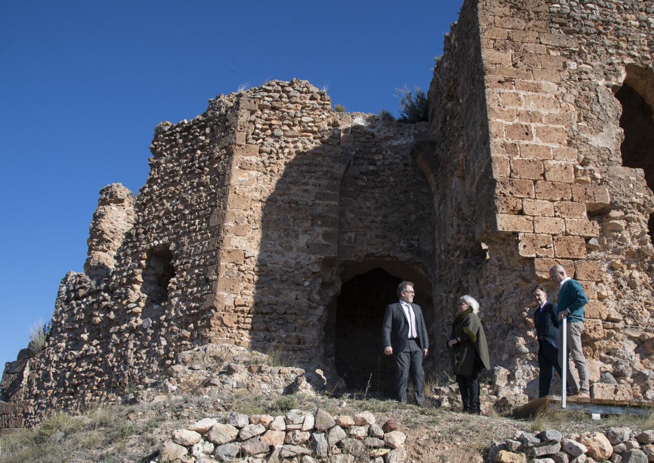 castillo de Beatriz de Borja