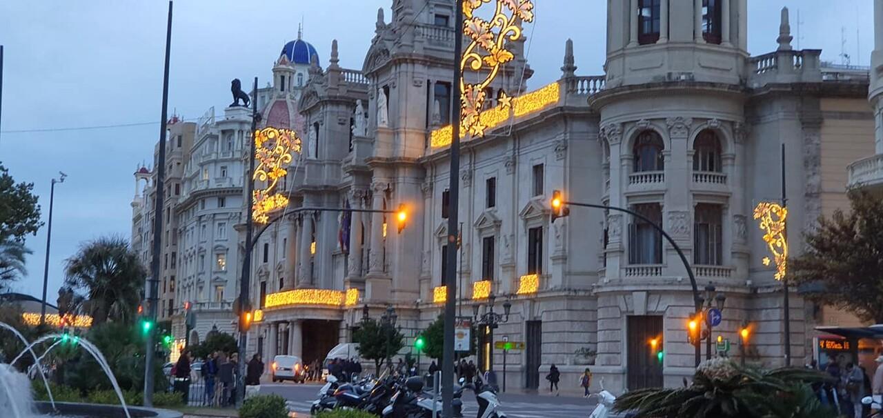 navidades valencia 2019