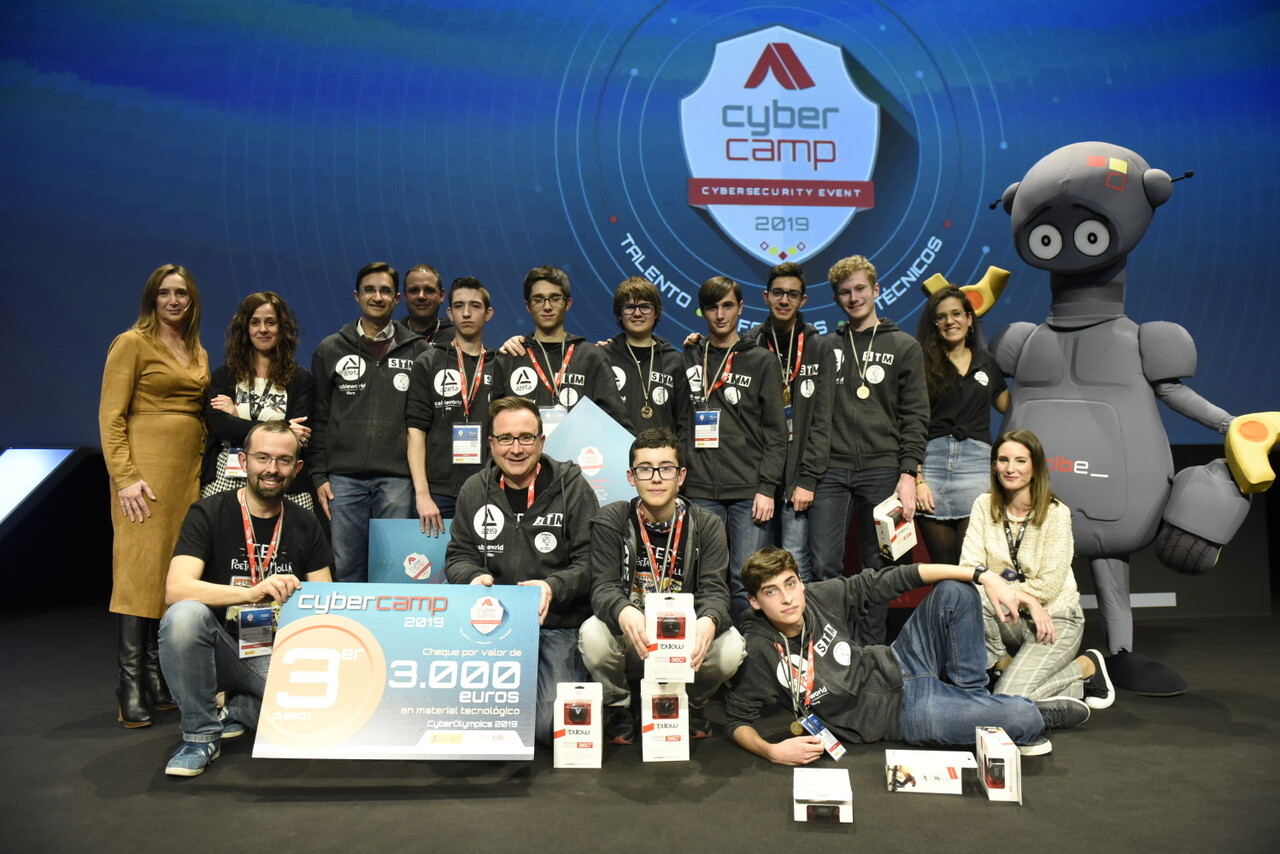 CYBERCAMP2019_29/11/2019_EntregaPremios_CyberOlympics_