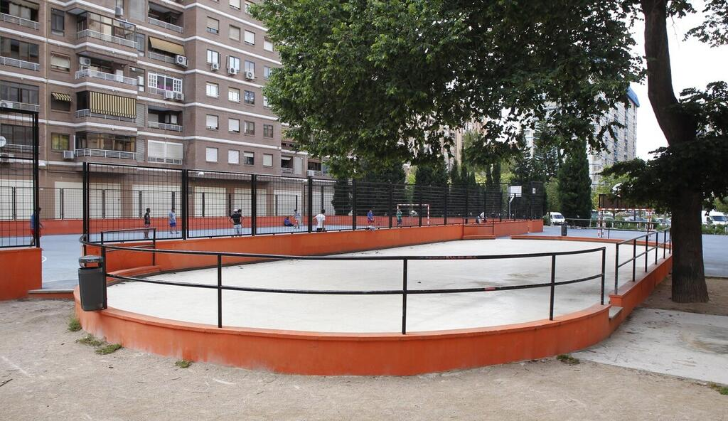 0110 Instal·lació esportiva Ciutat Jardí