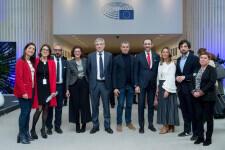 20200130 Toni Cantó delegación Cs Bruselas
