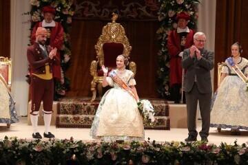 Carla García, Fallera Mayor Infantil de Valencia 2020 (2)
