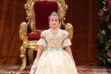 Carla García, Fallera Mayor Infantil de Valencia 2020 (8)