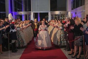 La exaltación de Consuelo Llobell Frasquet Fallera mayor de Valencia en imágenes 2020 (1)