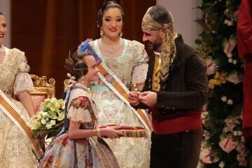 La exaltación de Consuelo Llobell Frasquet Fallera mayor de Valencia en imágenes 2020 (11)