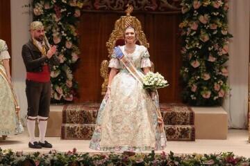 La exaltación de Consuelo Llobell Frasquet Fallera mayor de Valencia en imágenes 2020 (25)