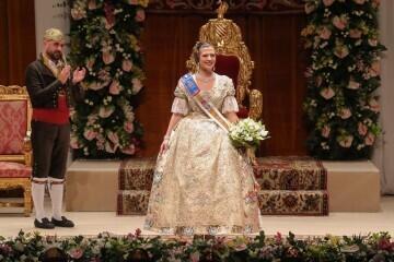 La exaltación de Consuelo Llobell Frasquet Fallera mayor de Valencia en imágenes 2020 (28)