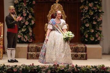 La exaltación de Consuelo Llobell Frasquet Fallera mayor de Valencia en imágenes 2020 (29)