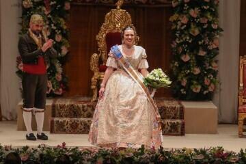 La exaltación de Consuelo Llobell Frasquet Fallera mayor de Valencia en imágenes 2020 (32)