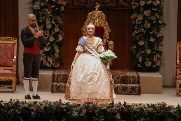 La exaltación de Consuelo Llobell Frasquet Fallera mayor de Valencia en imágenes 2020 (35)