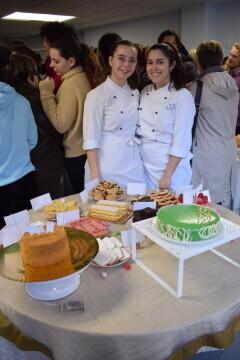 Las alumnas de segundo del Ciclo Medio de Pastelería de Altaviana presentan sus proyectos finales (29)