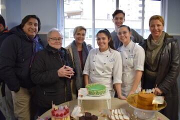 Las alumnas de segundo del Ciclo Medio de Pastelería de Altaviana presentan sus proyectos finales (30)