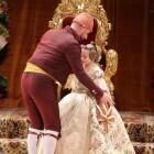 Momentos mágicos de la exaltación de la Fallera Mayor Infantil de Valencia Carla García