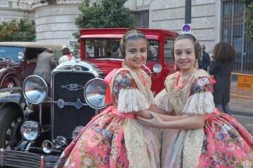 Momentos mágicos de la exaltación de la Fallera Mayor Infantil de Valencia Carla García (5)