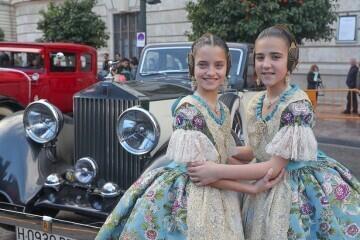 Momentos mágicos de la exaltación de la Fallera Mayor Infantil de Valencia Carla García (6)