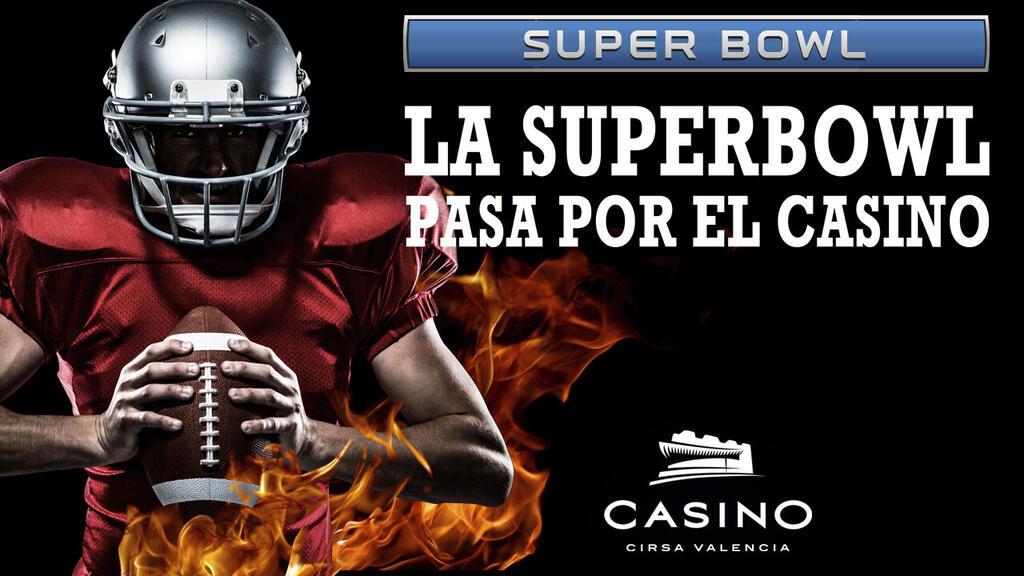 SUPERBOWL Casino Cirsa Valencia