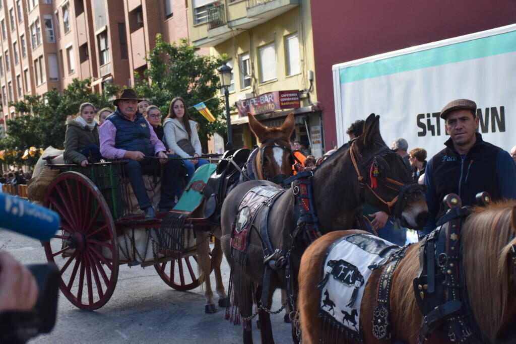 bendición de la fiesta de san Antonio Abad en València 20200117_094858 (100)