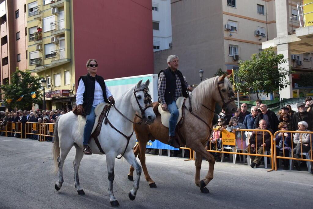 bendición de la fiesta de san Antonio Abad en València 20200117_094858 (108)