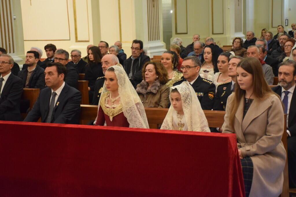 bendición de la fiesta de san Antonio Abad en València 20200117_094858 (11)