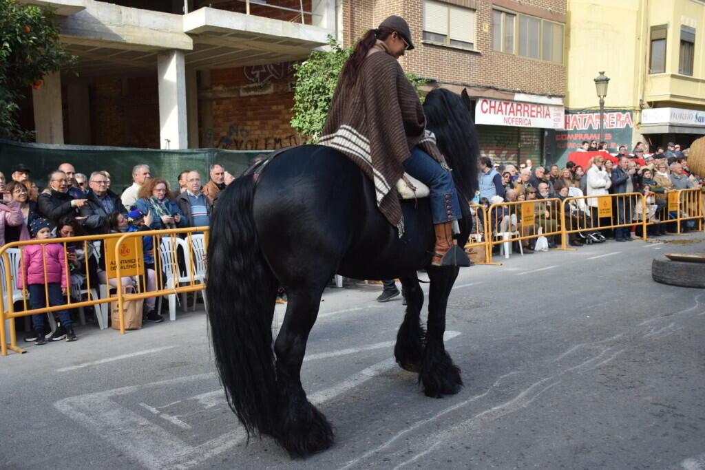 bendición de la fiesta de san Antonio Abad en València 20200117_094858 (110)