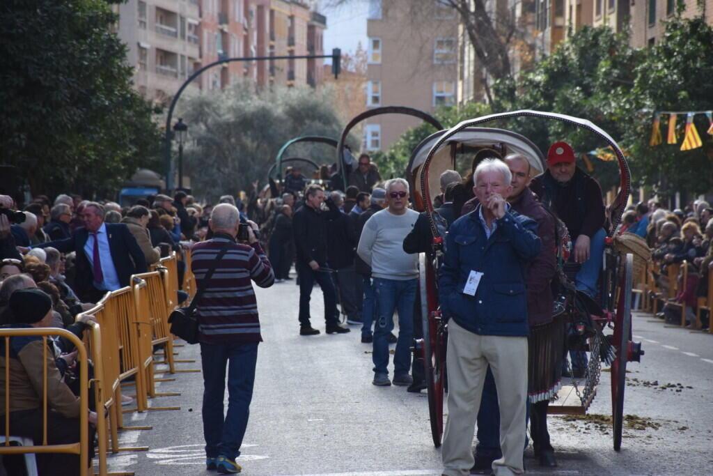 bendición de la fiesta de san Antonio Abad en València 20200117_094858 (111)
