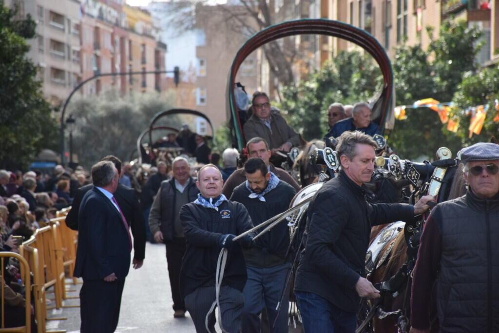 bendición de la fiesta de san Antonio Abad en València 20200117_094858 (115)