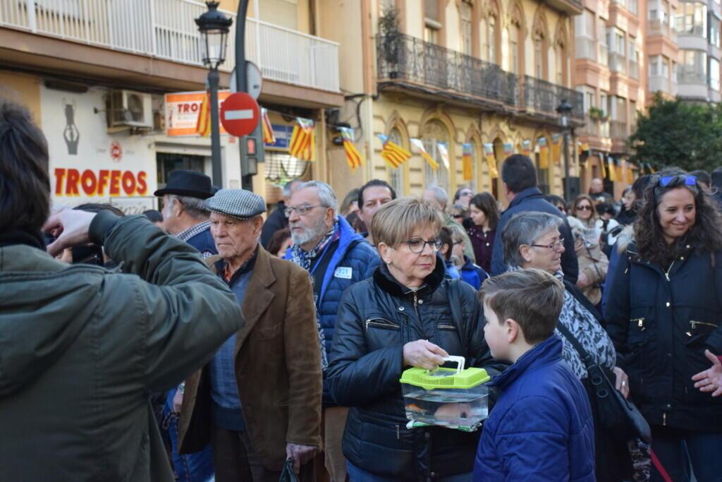 bendición de la fiesta de san Antonio Abad en València 20200117_094858 (12)