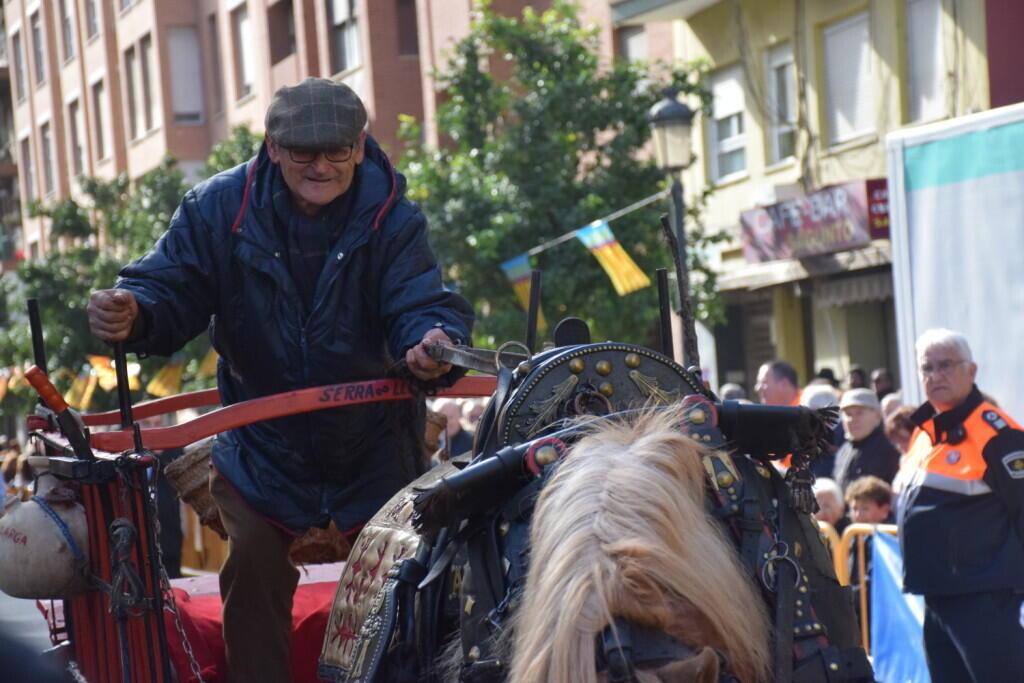 bendición de la fiesta de san Antonio Abad en València 20200117_094858 (124)